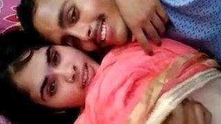 Erotic Indian romance foreplay clip
